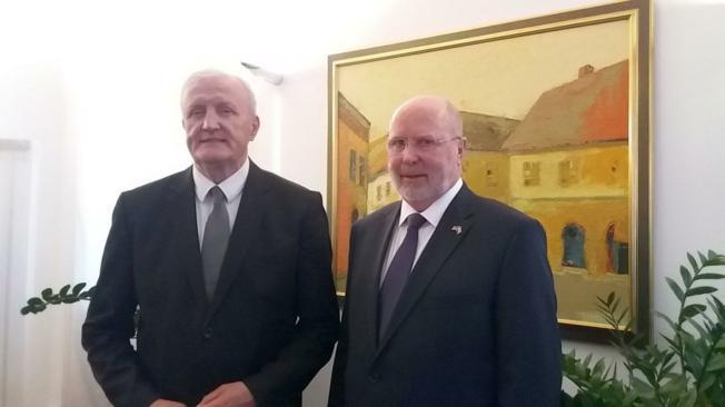 Radit ću na tome da američke tvrtke dođu u Vukovarsku županiju