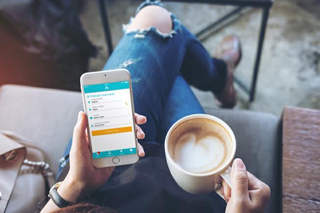 Uz Arriva Croatia mobilnu aplikaciju putnici štede vrijeme i novac