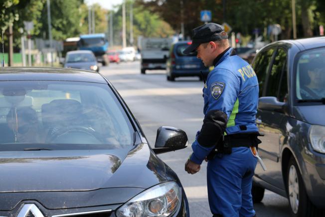 Policija u akciji na Veliku Gospu