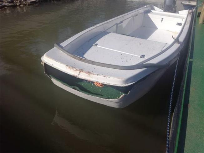 Spasili mladića i dijete koji su ispali iz čamca