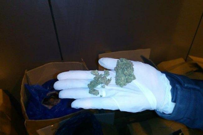Prijavljen zbog droge u kući