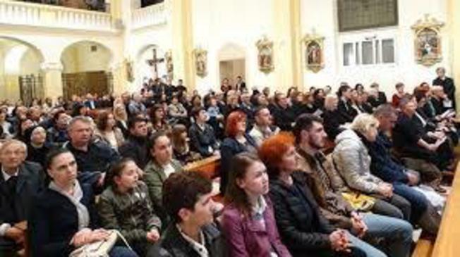 Koncert u samostanskoj crkvi u Đakovu