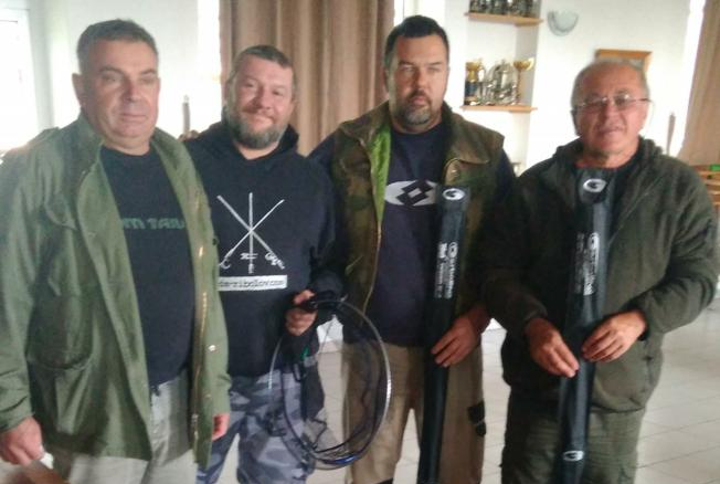 Natjecali se ribiči na Dravi