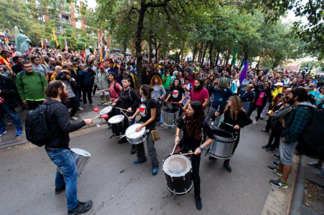 U Kataloniji opći štrajk i prosvjedi