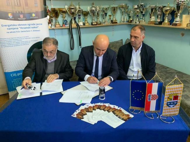Hrvatski sokol u energetsku obnovu