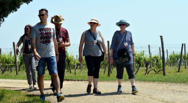 Kada se nađu u blizini granice, većina posjeti i Hrvatsku i Mađarsku
