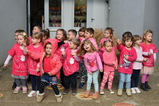 Dan ružičastih majica obilježen i u Vinkovcima