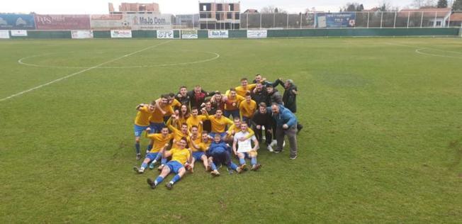 Grafičari prošao nakon penala, još dva kluba iz Slavonije među osam