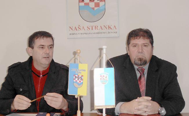 HSLS-ovci prelaze u Posavsko-slavonsku stranku?