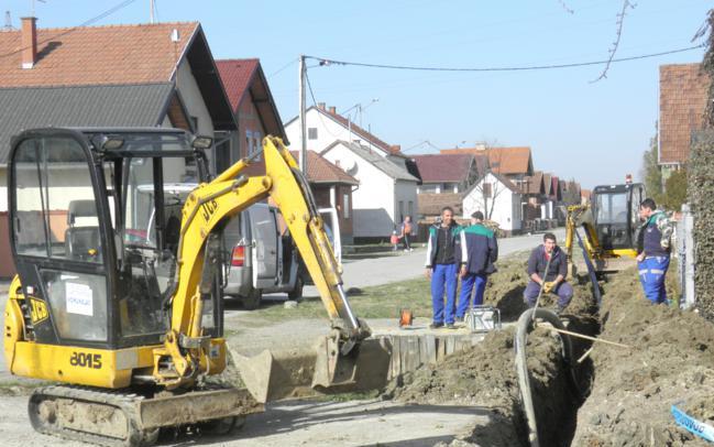Svačićeva ulica dobiva novi vodovod
