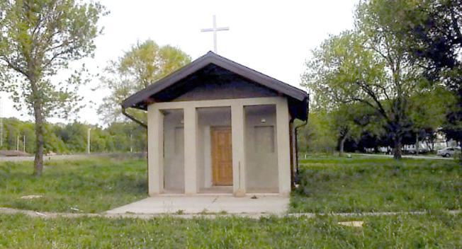 Blagoslov kapelice morali odgoditi za sljedeću godinu