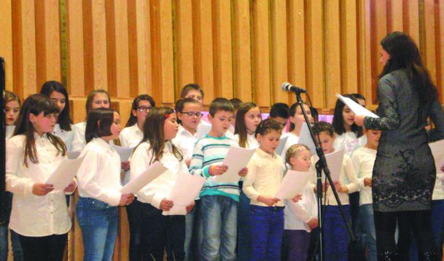 Koncert zbora