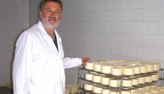 Uz proizvodnju sira krenuo u ekouzgoj crne slavonske svinje