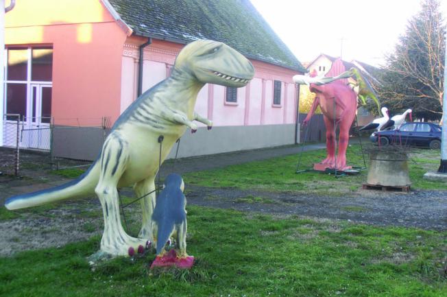 Dinosauri u srcu Šokadije
