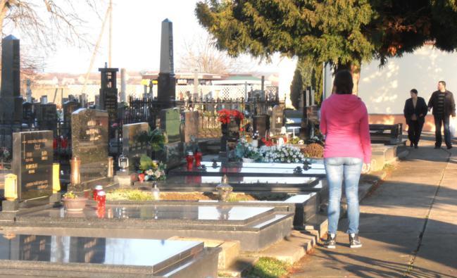 Na županjskom groblju učestale krađe
