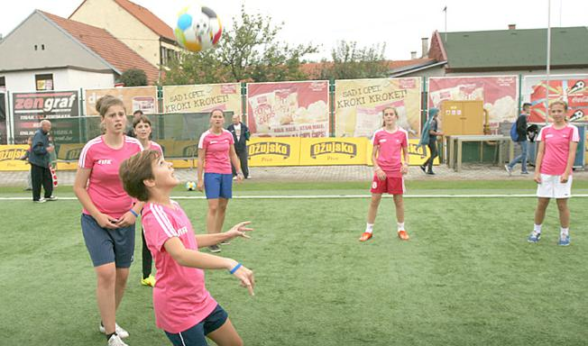 U Bošnjacima festival ženskog nogometa