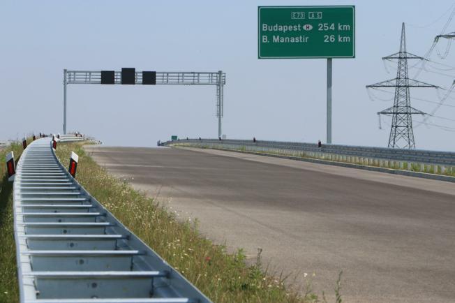 Nakon Dovrsetka Mosta Preko Drave Radovi Su Se Kompletno Preselili Na Baranjsku Stranu