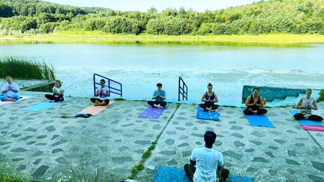 Indijski učitelj joge održao radionice o sanskrtskim marma točkama