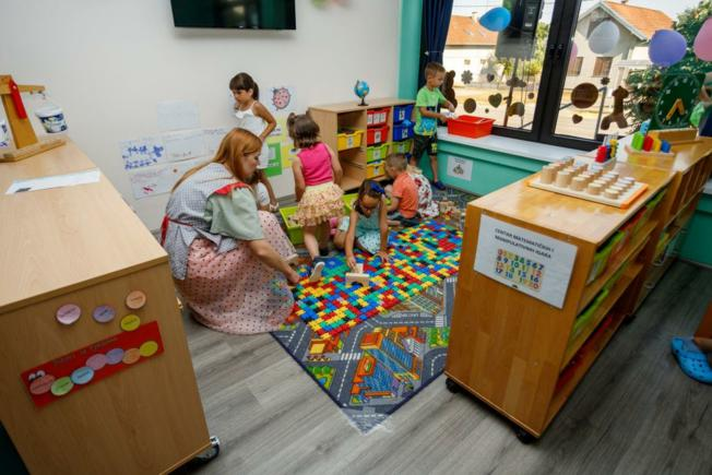 Za nove programe dječjih vrtića 1,3 milijuna kuna