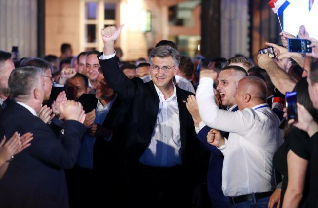 Plenković: Imali smo težak mandat pun iskušenja, a izazovi pred nama još su veći