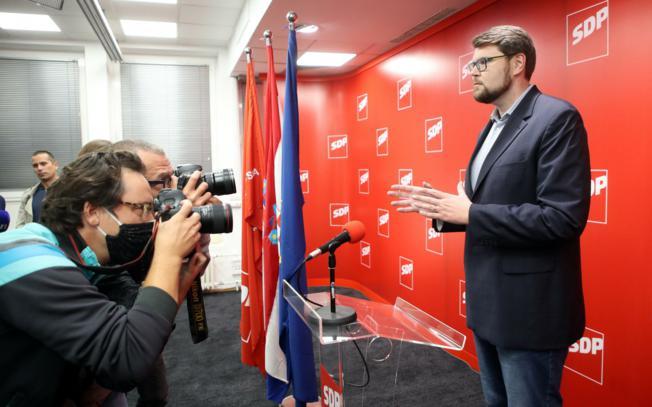 Grbinu u Osijeku triput više glasova nego Kolaru