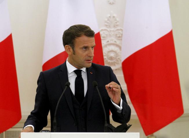 Macron obećao pomoć