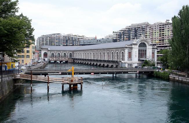 Na rubu propasti su i luksuzni hoteli Ženeve
