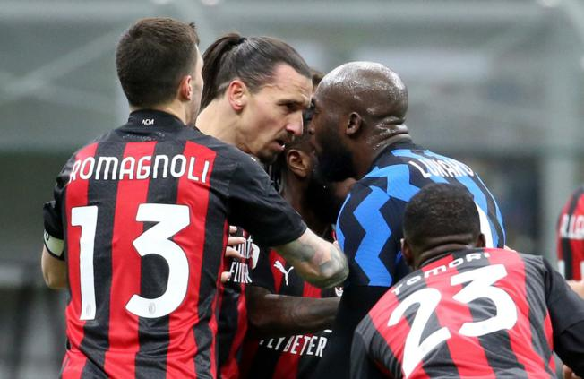 """""""Rat"""" u Milanu"""