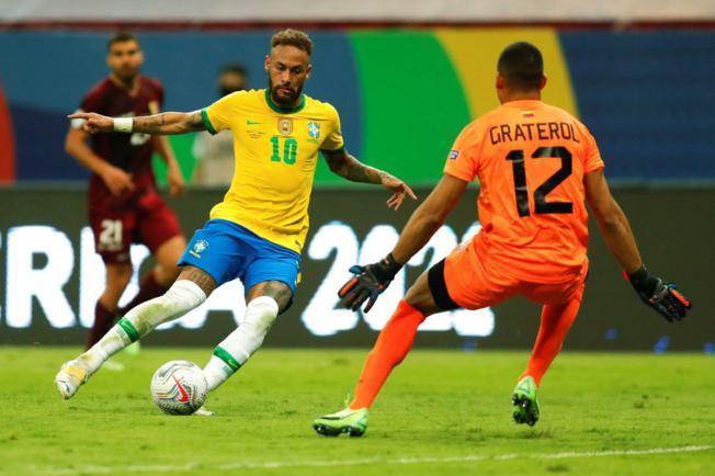 Brazilci Copu otvorili pobjedom