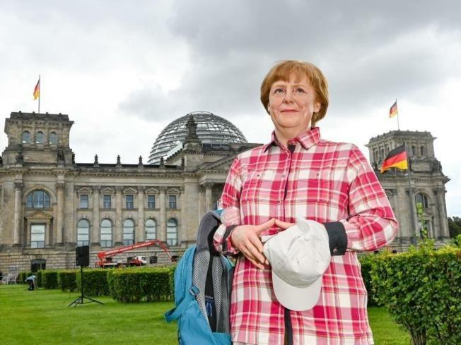 Opuštenije izdanje Merkel